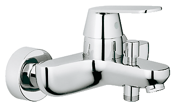 grohe eurosmart c einhand wannenbatterie 32831000 wannenarmatur. Black Bedroom Furniture Sets. Home Design Ideas