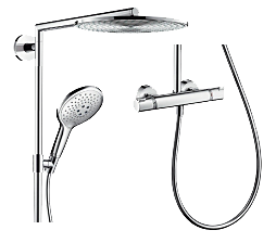 HANSGROHE Raindance Select S 300 1jet Showerpipe, 27114000