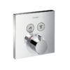 HANSGROHE ShowerSelect Thermostat-Select-Unterputz 15763000 15763