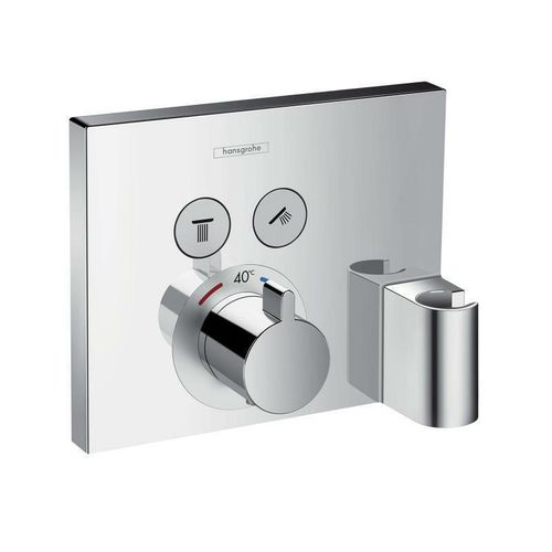 HANSGROHE Select Touch Thermostat, iBox 300mm Kopfbrause ShowerSelect iBox A28D